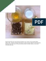 French Toast Alias Roti Yang Dicelup Di Adonan Susu