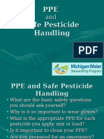 PPE and Safe Pesticide Handling(1)