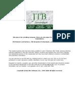 Jt b Technologies