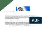 Watertower Cafe