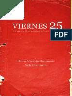 Viernes 25 y Otros Poemas Dardo y Nelly Dorronzoro 1