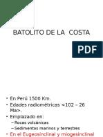 Batolito de La Costa