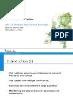 5 Power System Control