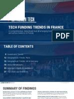 La French Tech France Tech Trends q32016