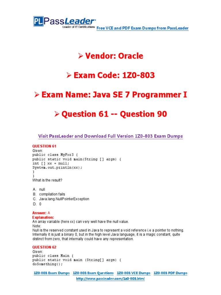 309798356-2016-New-1Z0-803-Exam-Dumps-For-Free-VCE-and-PDF