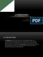 La prehistoria.pptx