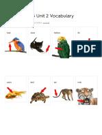 Fichas de Aprendizaje Tiger Team 3 Unit 2 Vocabulary _ Quizlet