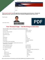Consular Electronic Application Center - Print Application