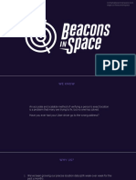 BeaconsInSpace- Sample Investment Deck