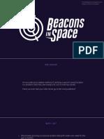 BeaconsInSpace- Sample Investment Deck