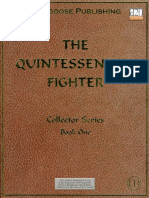 The Quintessential Fighter