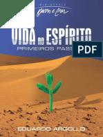 Vida no Espirito - Primeiros Passos - Eduardo Argollo.pdf