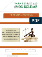 Exposicion Persona Juridica