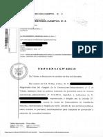 Sentencia contra el Gobierno de Cospedal