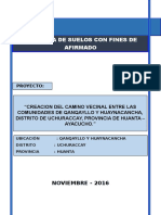Ems- Carretera Uchuraccay