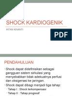 Shock Kardiogenik