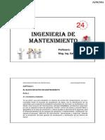 Clase4 Desarrollo Sostenible Ing. Mnto