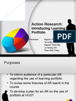 Action Research Revised