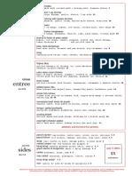 f.o.b. opening menu