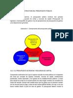 1) Estructura Del Presupuesto (2)