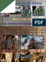 0813 3378 3133   pusat batik surabaya