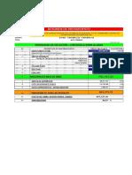 Resumen de Presupuesto de Obra Contrata 2015