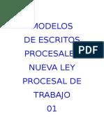 01 - Modelos de Escritos Nlpt 01
