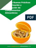 Guia Buenas Practicas Fabricacion Complementos Alimenticios