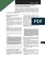 CADEAU CE Extrait Fiches Pratiques Droit Du Travail Fiche 18-130 Editions-Tissot