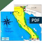 Basse Californie Gennes