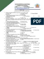 Soal UAS 2015 KLS XI Keperawatan Gawat Darurat ADI N