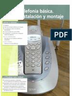 01-Telefonia Basica Instalacion y Montaje
