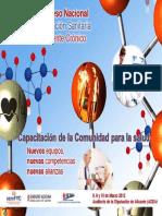 Capacitacion Comunidad Salud