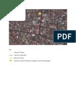 Contoh Penentuan Peta Rencana Drainase Google Earth - Teknik Sipil