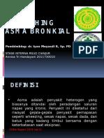 Refreshing Asma Bronkial