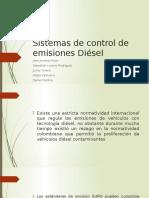 Sistemas de Control de Emisiones Diésel
