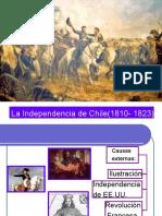 1. Causas Internas y Externas de La Independencia 2 Medio