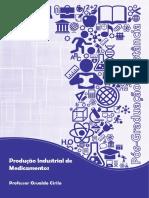 Produção Industrial de Medicamentos