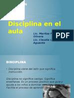 Diciplina en Aula