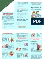 Afrontamiento Del Niño Frente a La Atencion Medica