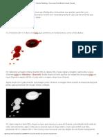 __Tutoriais Photoshop___ Removendo Fundo Branco Usando Channels