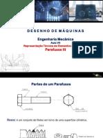 Desenho de Maquinas - Aula VII - Alunos