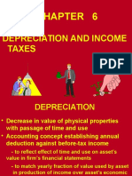 Depreciation & Income Tax