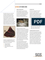 SGS MIN WA117 Geochemical Analysis of Iron Ore en 11