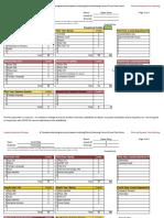 four year plan standard
