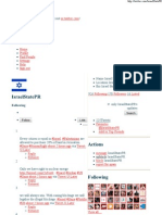 Zionism Garbage - Extra, Extra, Read All About It