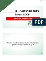 Portugues Ebserh Ufscr Aocp