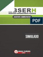 Simulado_EBSERH_Assistente