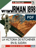 Ejercitos y Batallas 71 - Omdurman 1898.pdf