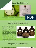Presentacion Destilado de Chirimoya Sierra Exportadora